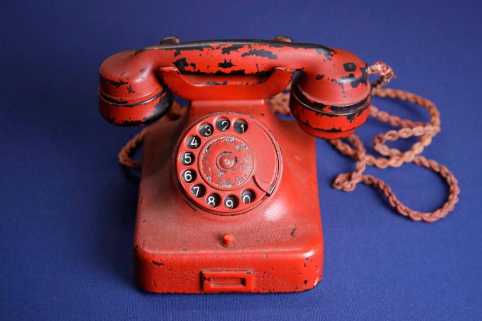 Hitlers Telefon aus dem Führerbunker.