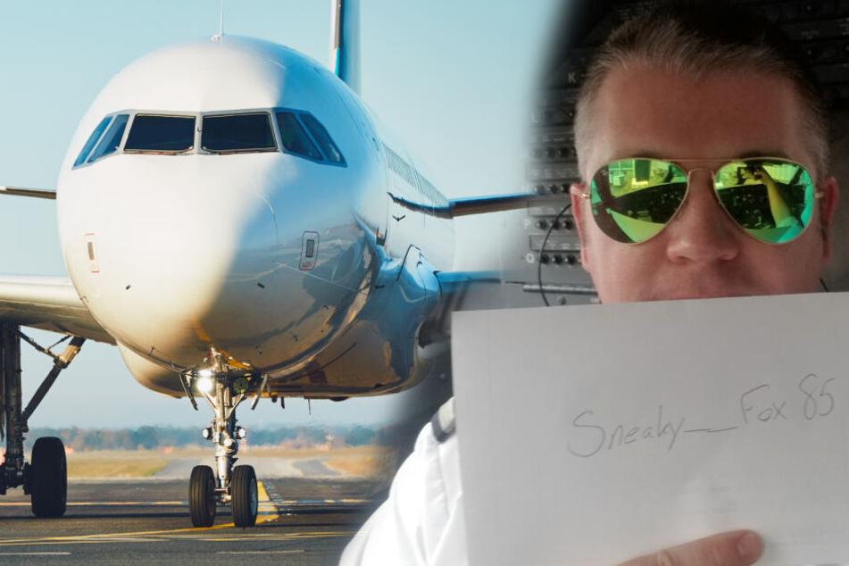 Pilot beantwortet endlich die Frage, die sich viele Reisende jedes Mal stellen