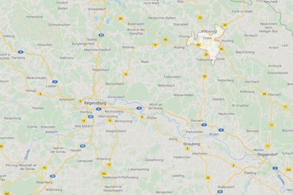 Landratsamt evakuiert! In Cham in Bayern ist es am Freitag zu einer Bombendrohung gekommen.