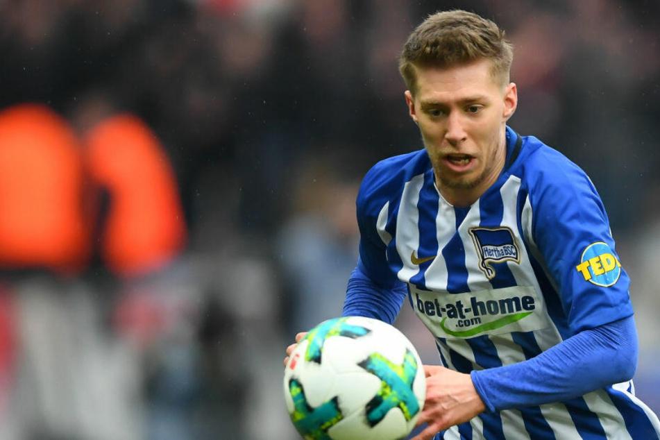 Mitchell Weiser spielte drei Jahre lang für Hertha BSC.