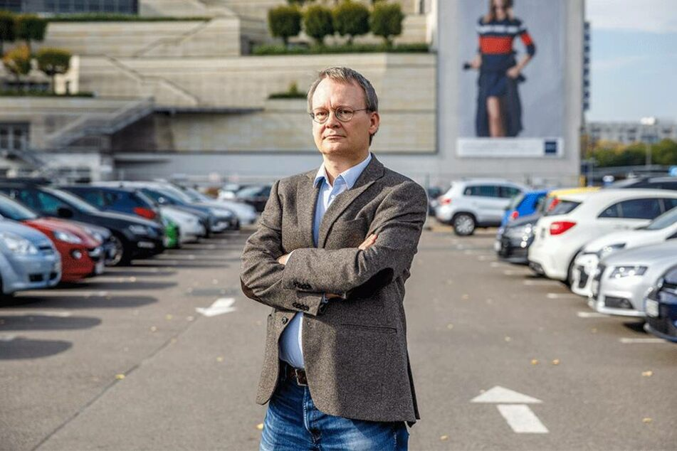 Für Stadtrat Tilo Wirtz (51, Linke) sind Enteignungen als letzter Schritt notwendig.