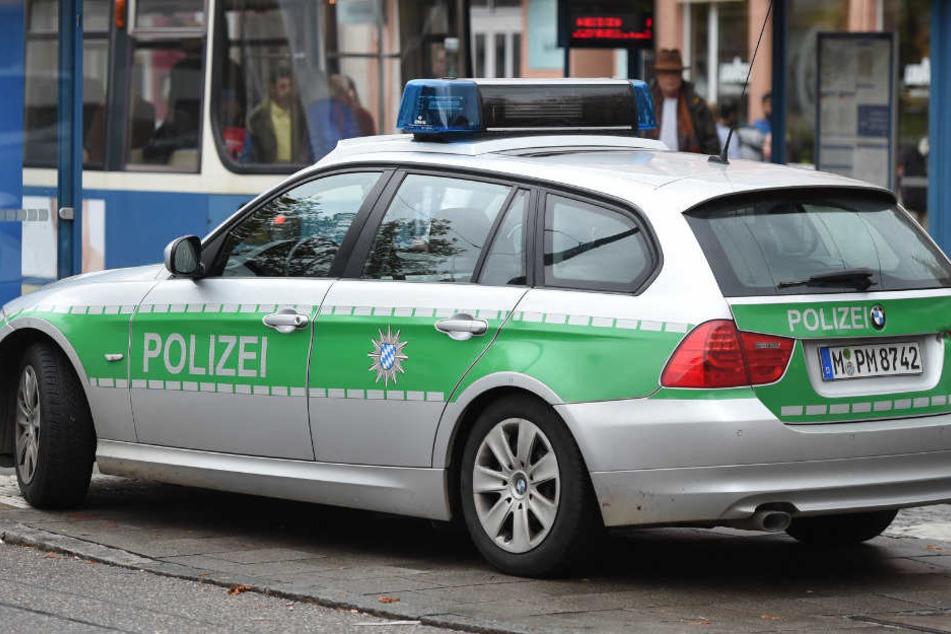 Die Münchner Polizei konnte einen Verdächtigen festnehmen. (Symbolbild)