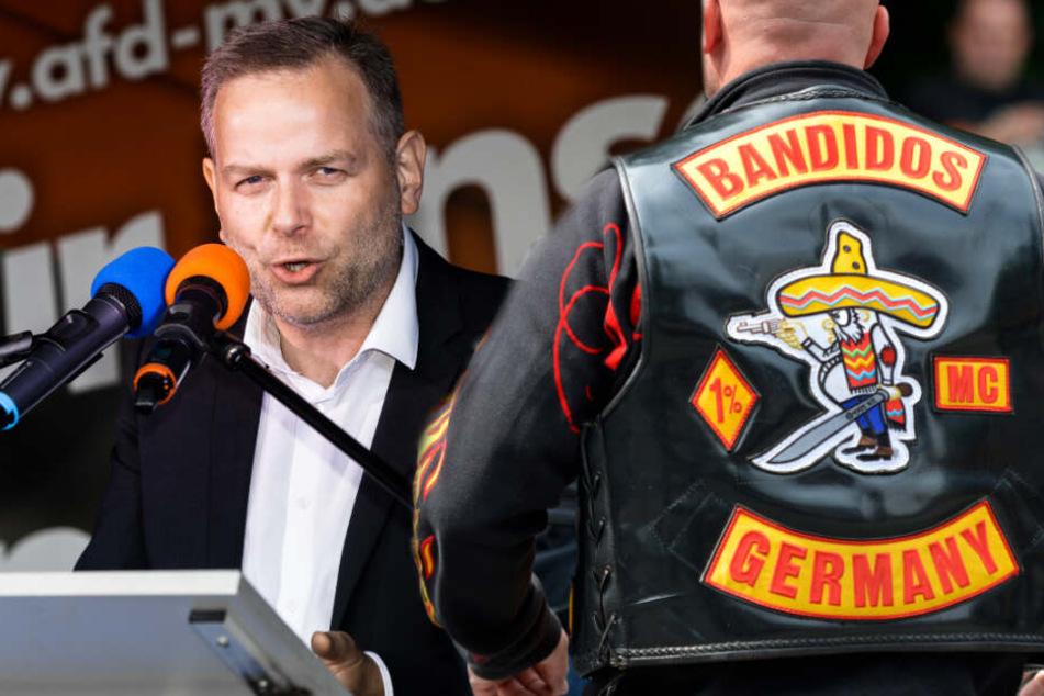 """Mutmaßlicher """"Bandido""""-Rocker darf für AfD bei Kommunalwahl antreten"""