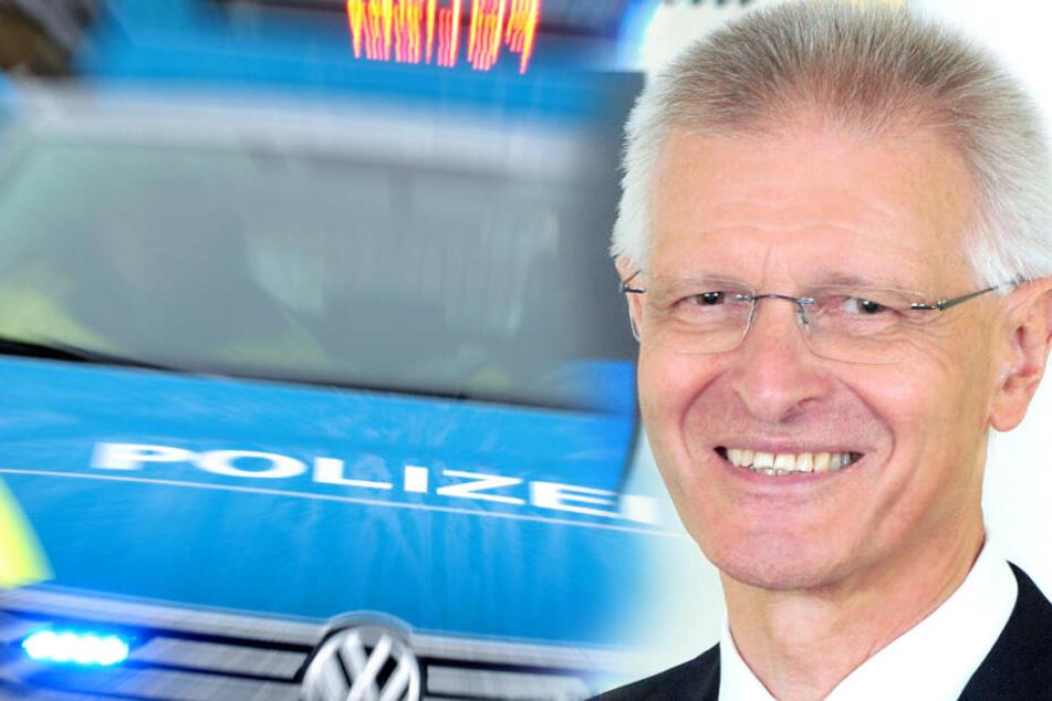 Nach Attacke auf Hockenheims OB: Belohnung für Hinweise ausgesetzt