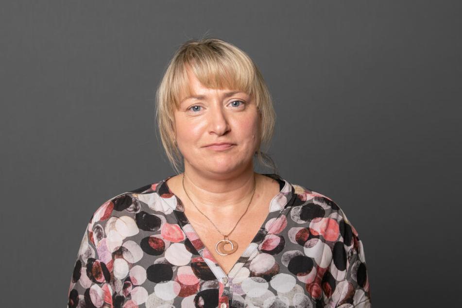 CDU-Stadträtin Daniela Walter (47) betonte die Bürgernähe und das Engagement in den Ortschaften.
