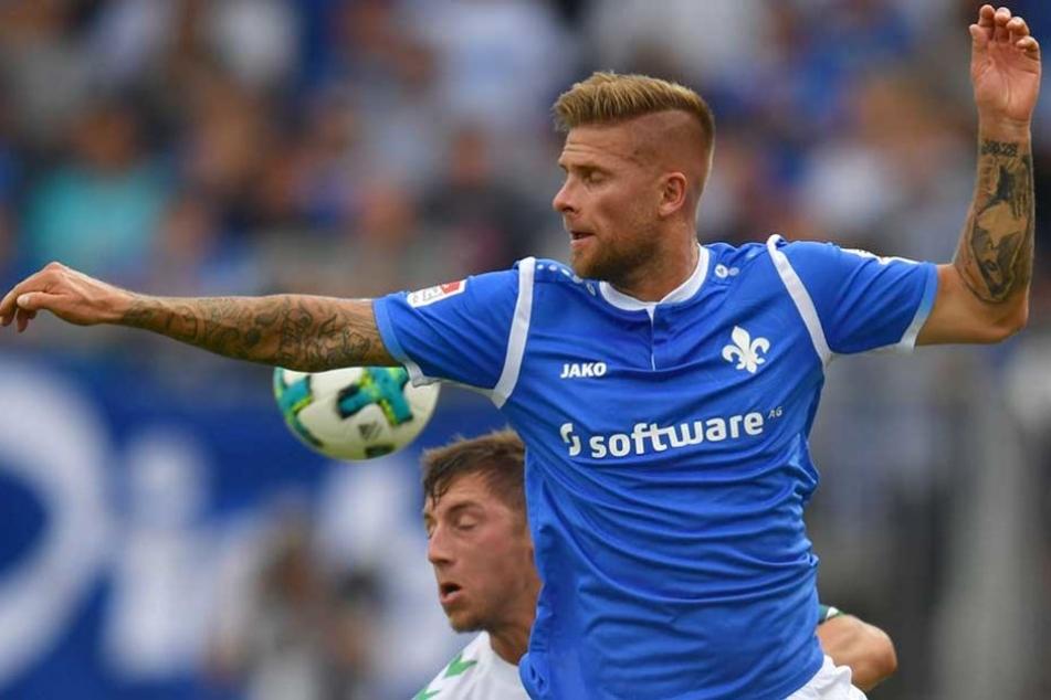 Bruder Tobias kommt am Freitag mit Darmstadt zum Kellerduell in der zweiten Liga nach Aue.