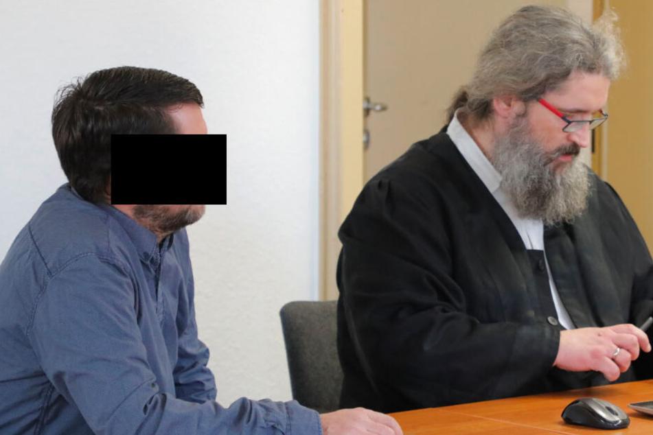 Er sollte seine Mitarbeiterin auf dem Klo gefilmt haben: Heiko U. wurde am Dienstag vom Chemnitzer Landgericht freigesprochen.