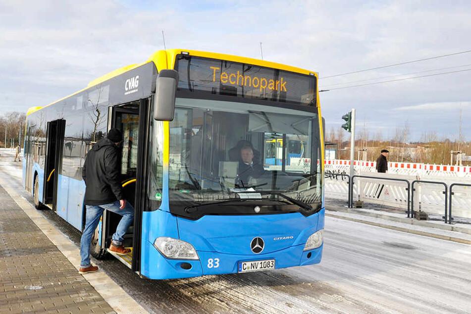Die Fahrten fielen vor allem auf der Ringbuslinie 82 aus.