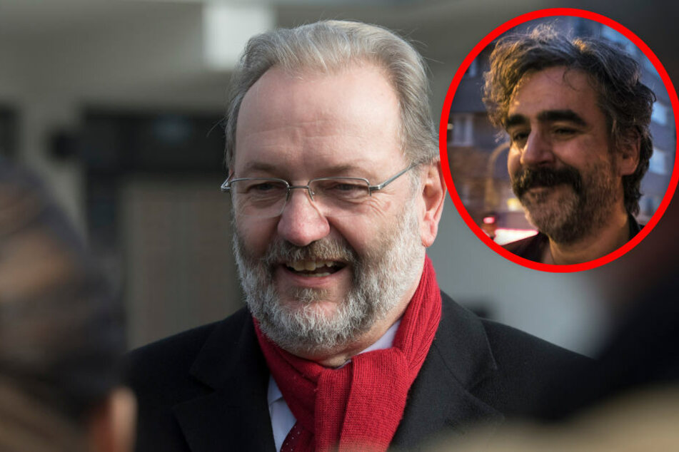 Dieser Mann weiß, wo Deniz Yücel zuerst auftreten könnte