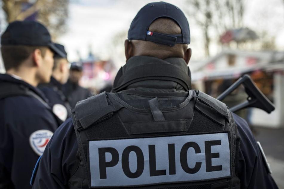 Messer-Attacke in der der französischen Hauptstadt Paris am Samstagabend.