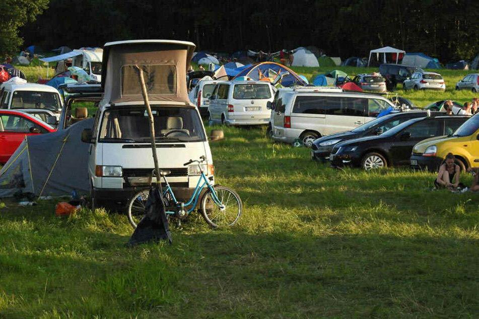 """Der aus Australien stammende Mann hatte das Musik-Festival """"Camp Cosmic"""" besucht."""