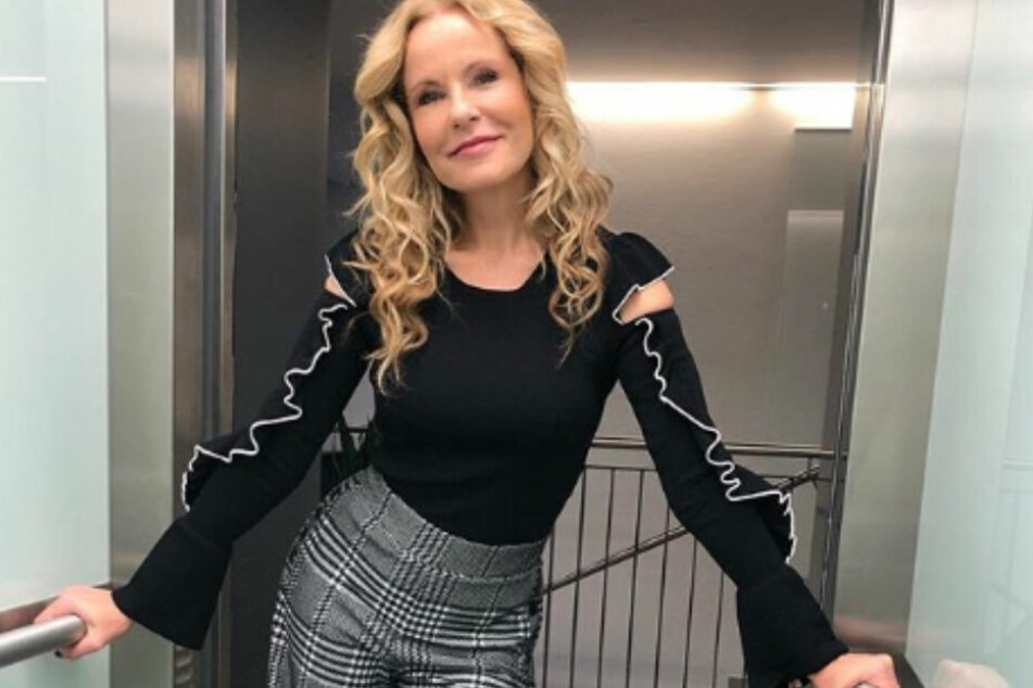 Katja Burkard (54) bricht mit dem Tabu-Thema Wechseljahre.