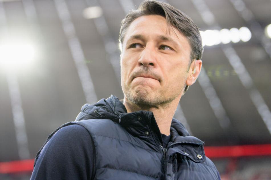 Bayern-Trainer Niko Kovac erhält nicht die größte Rückendeckung in München.