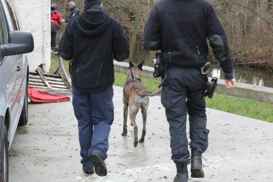 Zuletzt suchte die Polizei in Halle nach der 23-Jährigen.