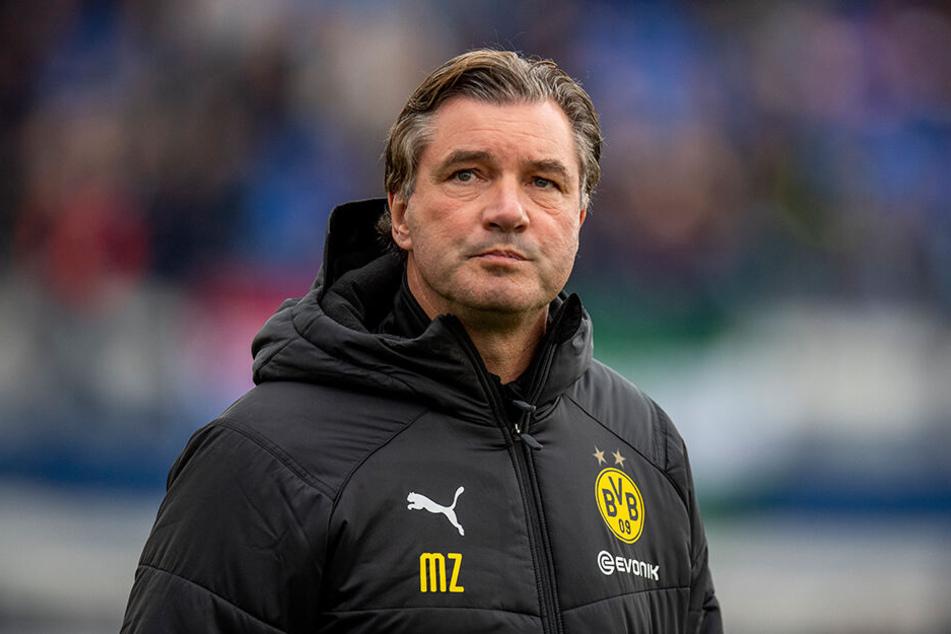 Michael Zorc hat momentan weit über dreißig Spieler im Kader seiner Borussia.