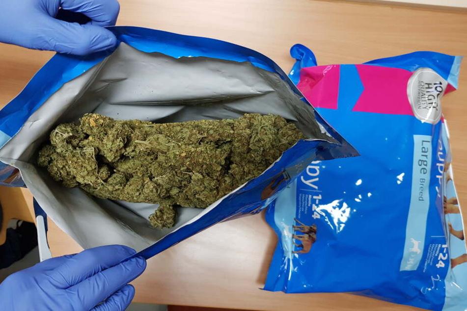 Drogen zwischen Altpapier: Mutmaßlicher Großdealer verhaftet