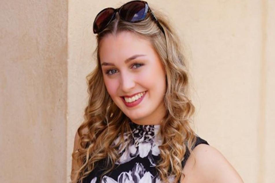Mit ihrer positiven Art konnte Sophia die Jury für sich gewinnen.