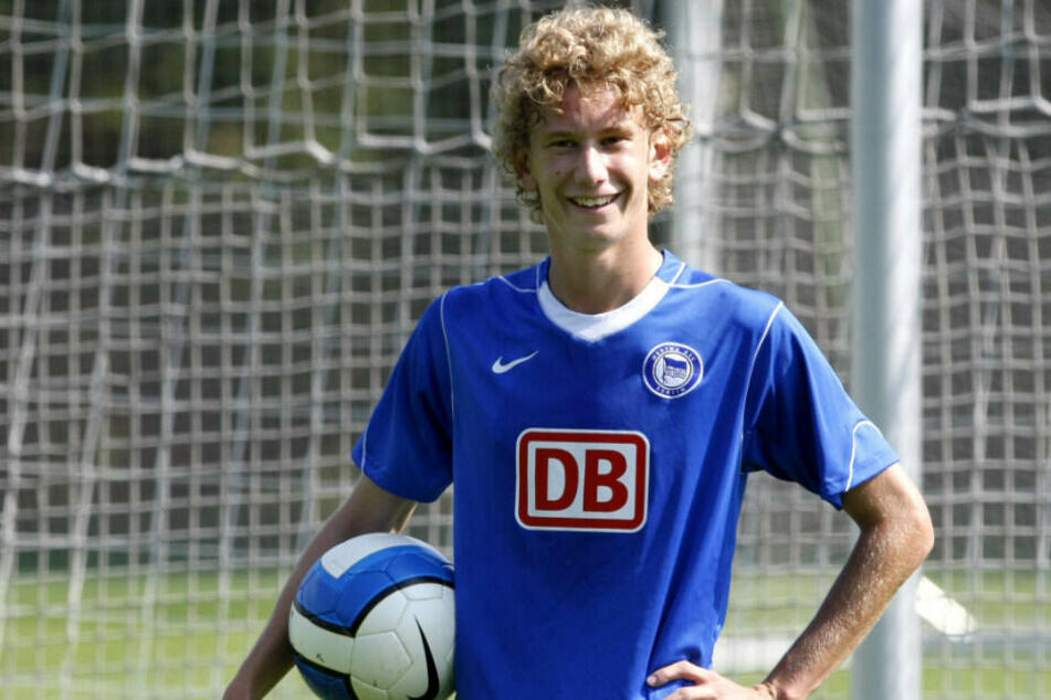 Fabian Lustenberger bei seinem Wechsel 2007.
