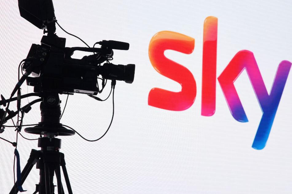 Der Pay-TV-Sender Sky hat die Kritik von Karl-Heinz Rummenigge gekontert. (Symbolbild)
