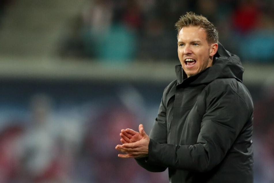 Transfergerüchte bei RB Leipzig: Offenbar sind Nagelsmann und Co. an einem neuen Innenverteidiger interessiert.