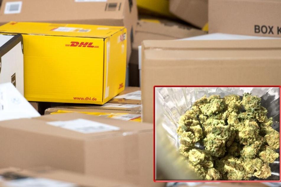 Drogenversand per Post nimmt in NRW stark zu