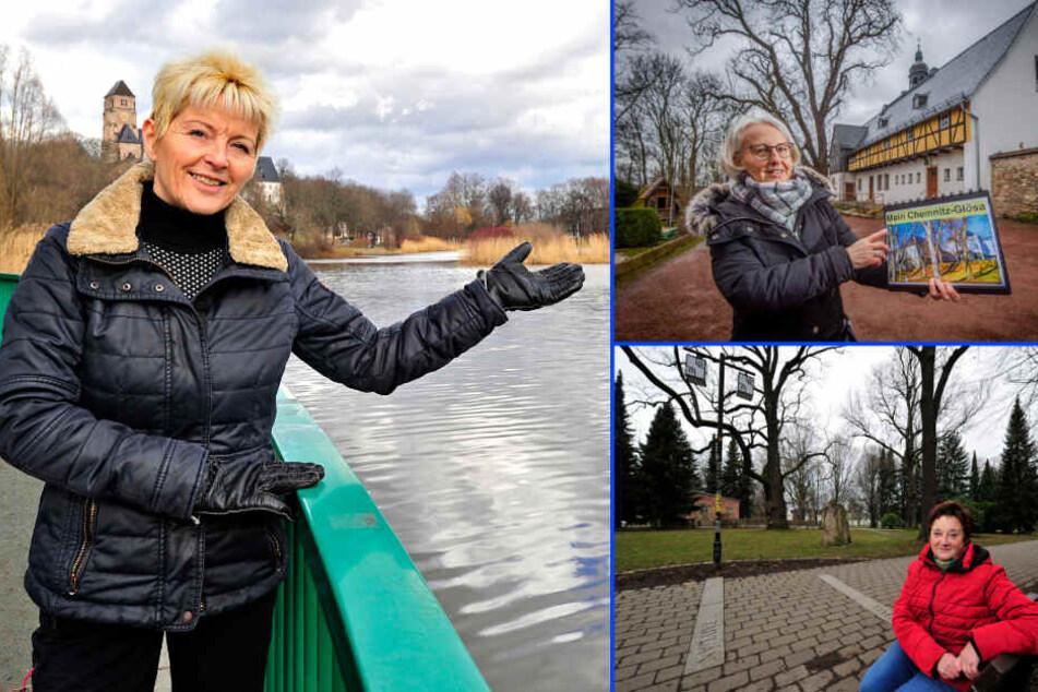 Chemnitz: Das sind die Lieblingsorte der Chemnitzer Gästeführerinnen