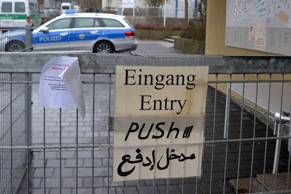 Die afghanischen Bewohner hatten den Sicherheitsdienst offenbar über die fremde Frau informiert. Es kam zum Streit, der eskalierte (Symbolbild).