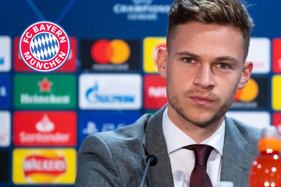 """""""Nicht aufgeben"""": FC-Bayern-Spieler Kimmich ruft zum Kampf gegen Rassismus"""