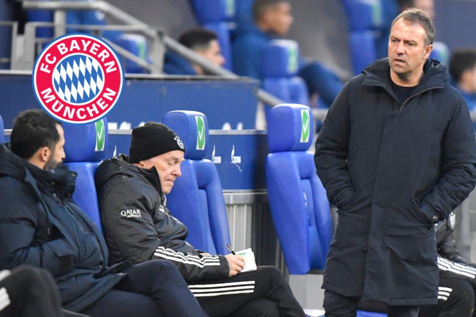 """Bayern-Coach Flick mit Spitze Richtung Salihamidzic: """"Da wird mir jeder zustimmen"""""""