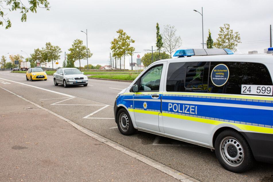 Die Bundespolizei verhaftete an der deutsch-französischen Grenze bei Kehl einen gesuchten russischen Straftäter. (Symbolbild)
