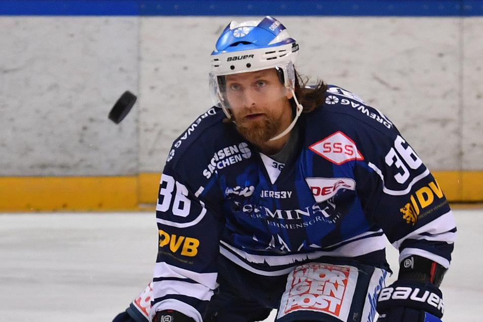 Auch Eislöwen-Urgestein René Kramer verlässt den Verein.