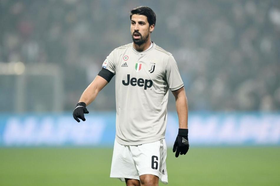 Sami Khedira musste in Turin operiert werden.