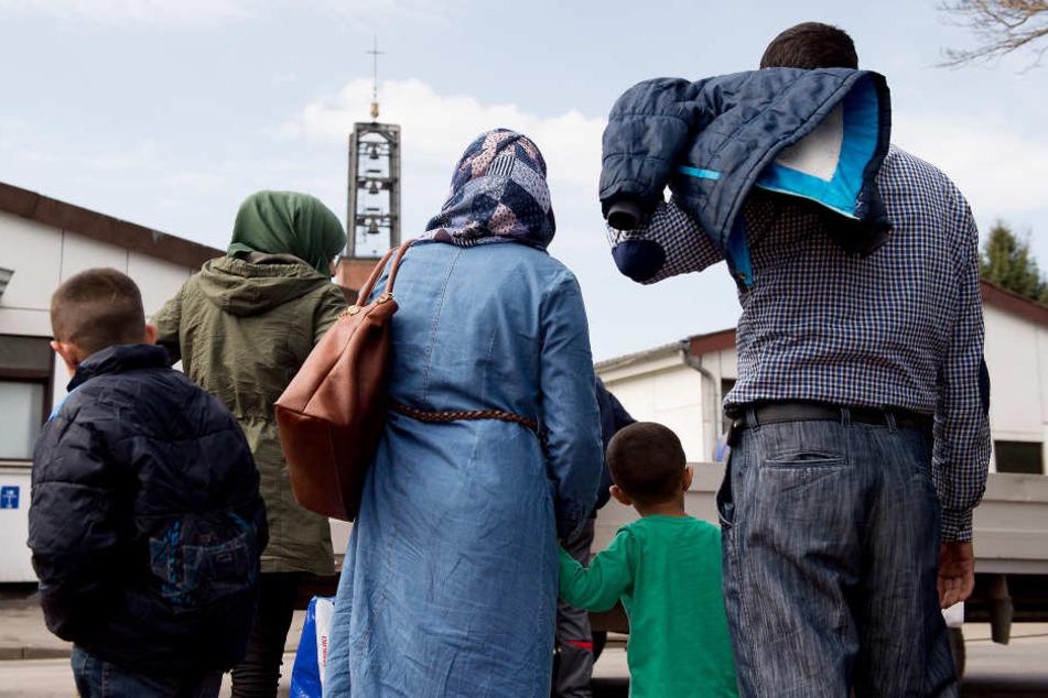 Nur wenige Flüchtlinge haben sich das Bleiberecht erschlichen (Symbolbild).