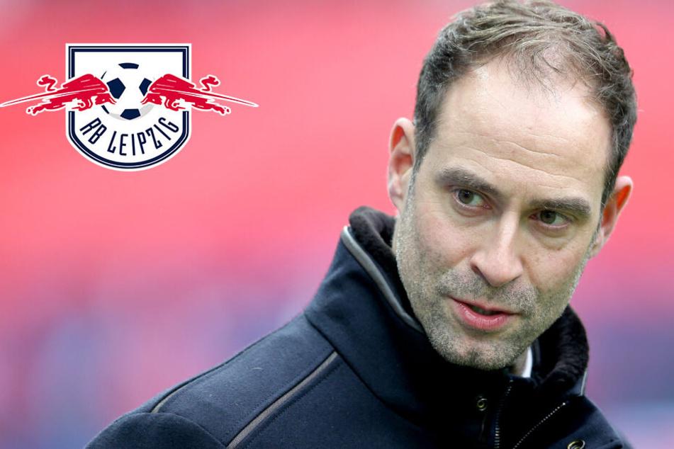 """RB Leipzigs Mintzlaff äußert sich zum Pyro-Vorfall: """"Respektloses Verhalten"""""""