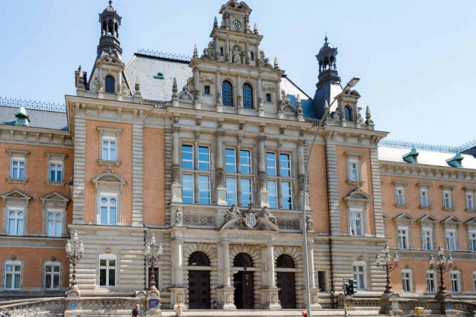 Im Strafjustizgebäude in Hamburg musste sich Gzuz bereits mehrfach verantworten.