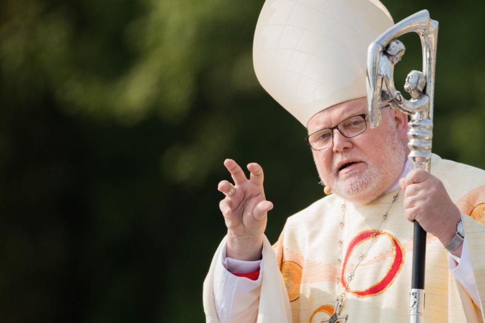 Kardinal Reinhard Marx findet klare Worte beim Thema Missbrauch. (Archivbild)