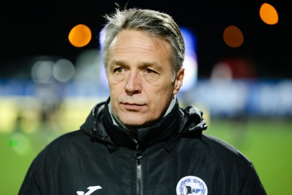 Die Mannschaft von Uwe Neuhaus bezwang die Gäste mit einem 4:1.