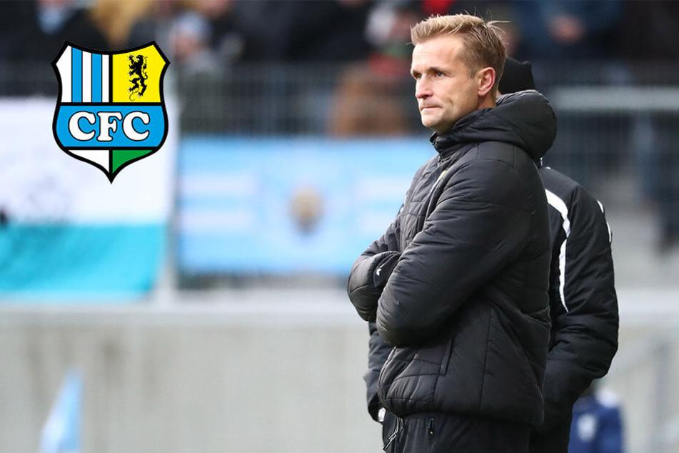 Chemnitz: Abstieg, Insolvenz und Siegesserie: So erlebte CFC-Coach Bergner die Achterbahnfahrt