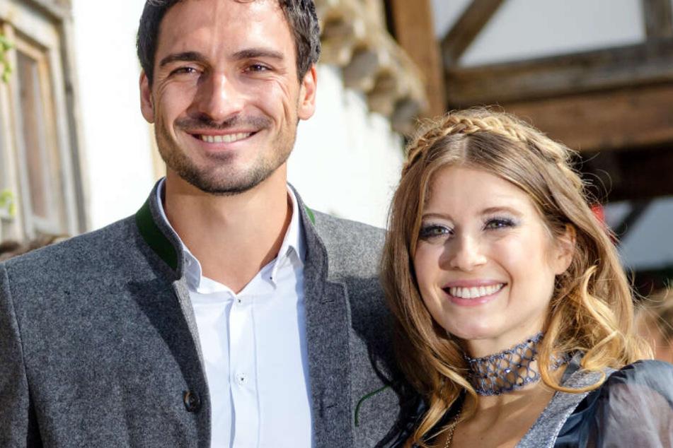 Glückliches Paar: Mats und Cathy Hummels haben einen gemeinsamen Sohn.