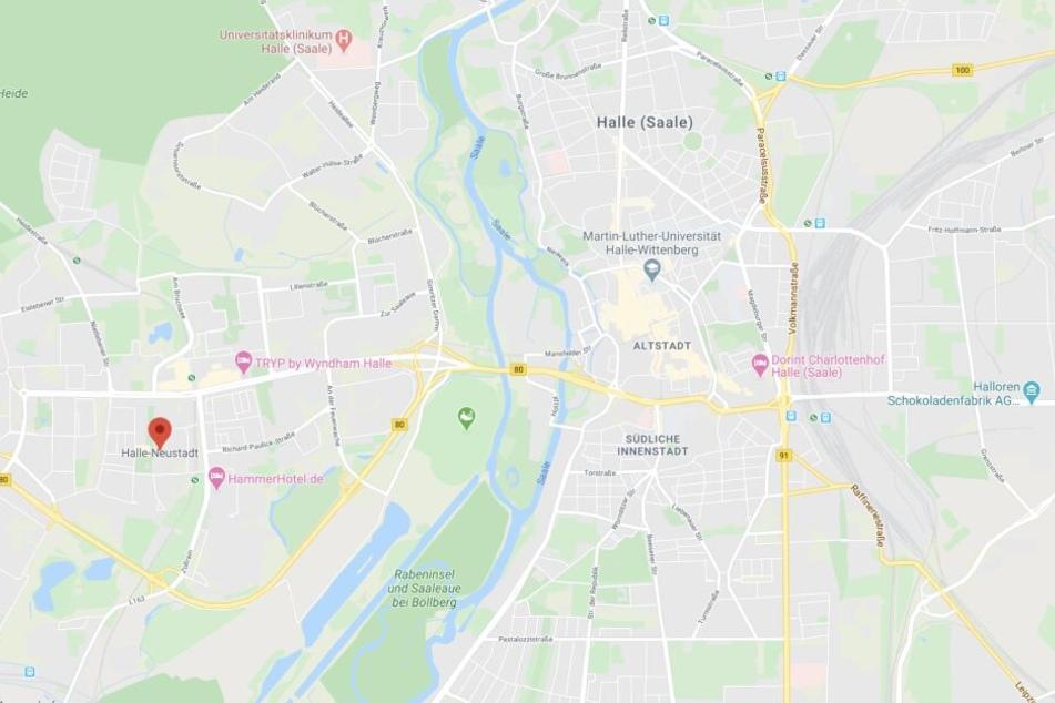 Im Stadtteil Neustadt hatte sich der Fall zugetragen.