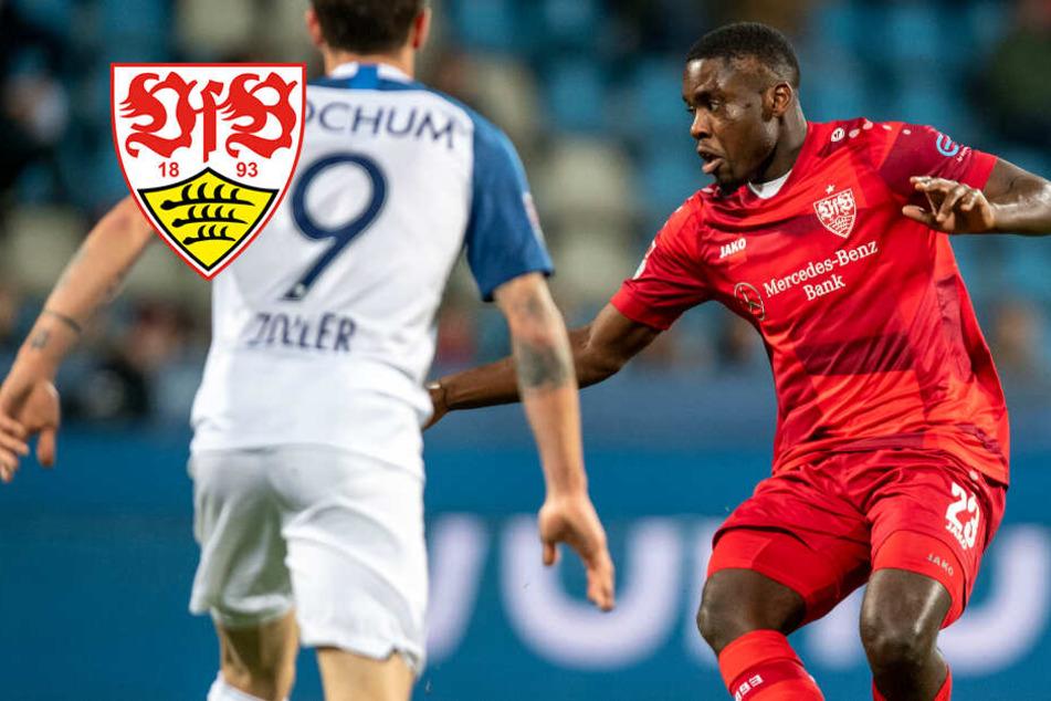 VfB Stuttgart mit wichtigem Auswärtssieg nach kuriosem Bochumer Fehlpass