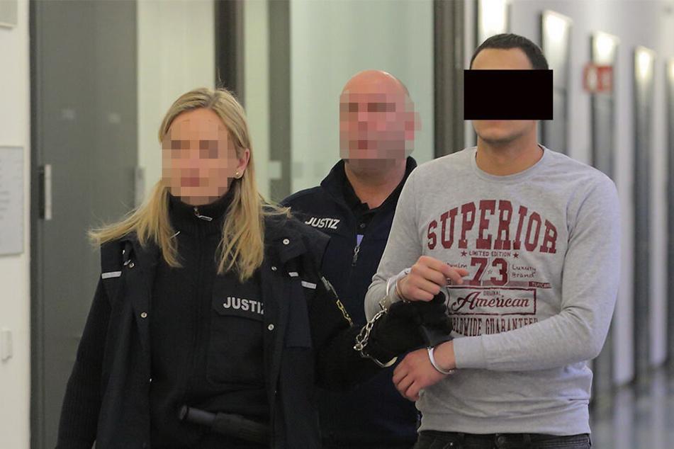 Ghaleb N. (29) soll versucht haben, seine Freundin zu ermorden.