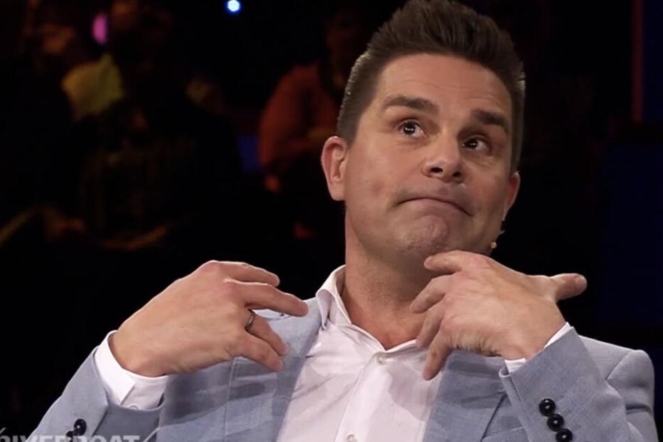 """""""Caught in the Act""""-Star Eloy de Jong über Vater: """"Er hat mich gehasst!"""""""