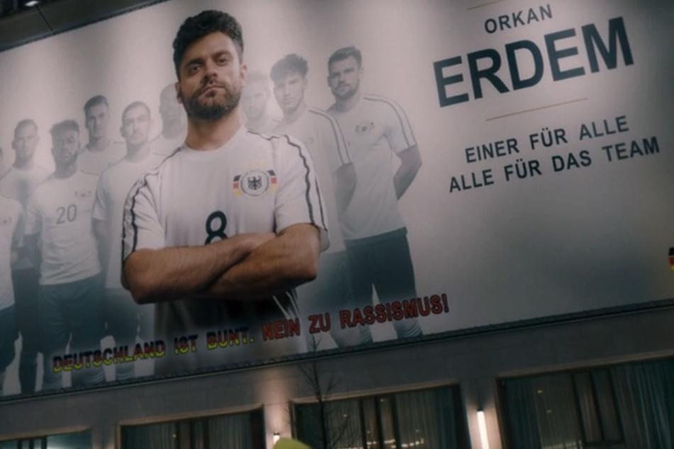 Fußball, Drogen, Wetten - Berlin steht mal wieder im Mittelpunkt einer Serie - und Profi-Fußball.