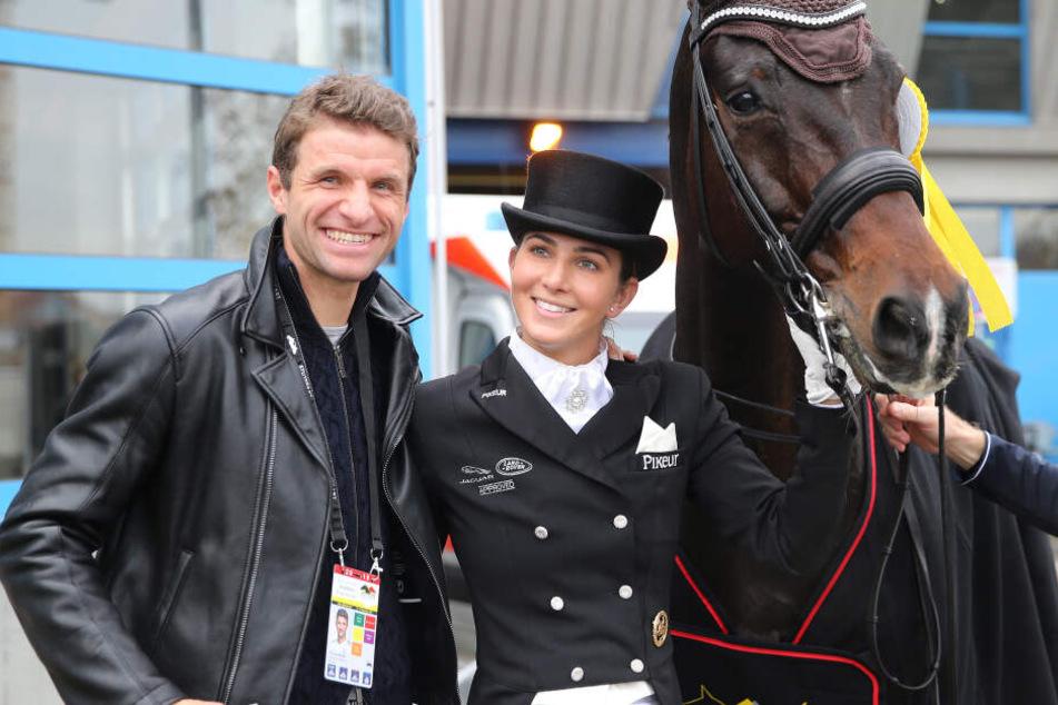 Lisa Müller sorgte mit den Gewinn beim Weltcup am Samstag in Stuttgart für eine echte Überraschung.