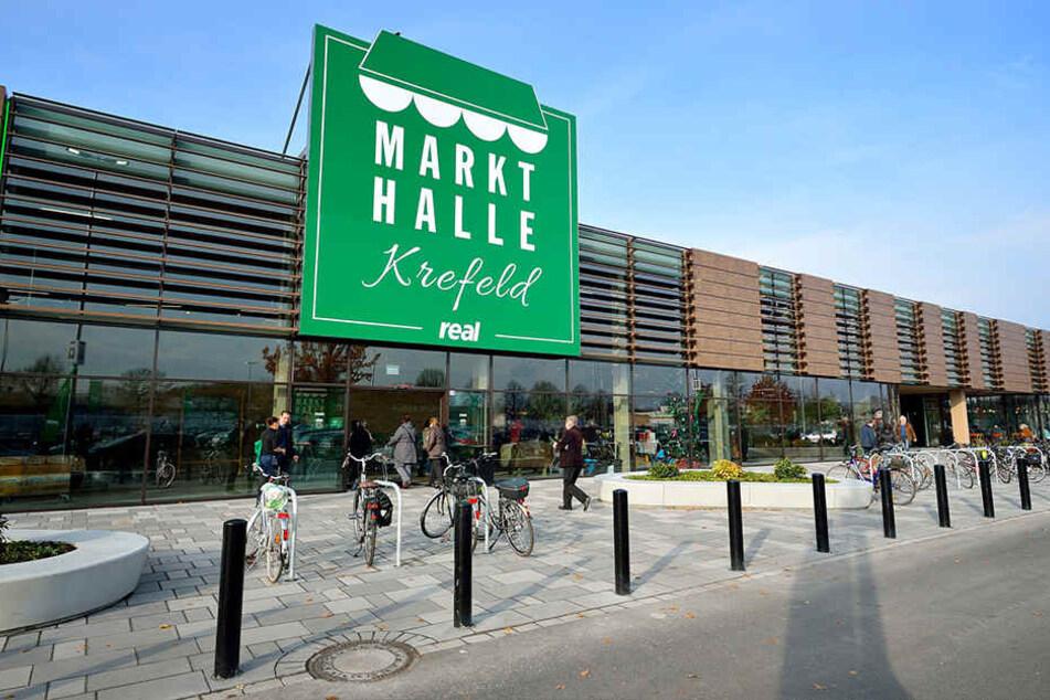 Die Markthalle in Krefeld hat alles, was das Einkaufsherz verlangt.