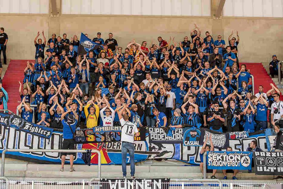 Die Fans des SC Paderborn können mit dem Saisonstart mehr als zufrieden sein.