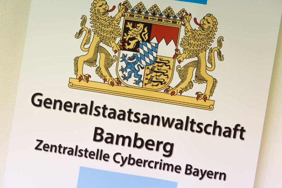 Die Zentralstelle Cybercrime Bayern hat ihren Sitz in Bamberg. (Archivbild)