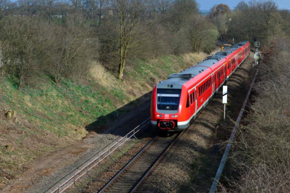 Die Regionalbahn war auf dem Weg von Wismar nach Rostock.