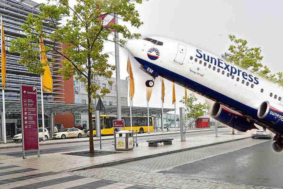Dresden Airport Sun Express Streicht Beliebte Verbindung